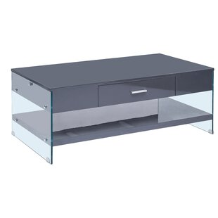 Trend Ceja Coffee Table with Storage by Orren Ellis