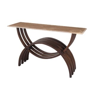 Beauvais Curved Console Table