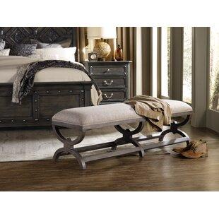 Hooker Furniture Wood Bench