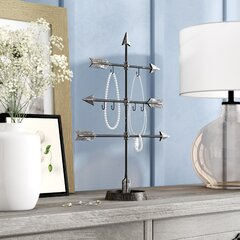Arrow Jewelry Stand Wayfair Also stand arrow is used in crafting of the tier 1 stands and the requiem arrow. arrow jewelry stand wayfair
