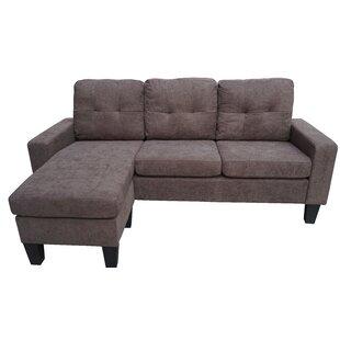 Stlouis Movable Ottoman Sofa