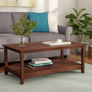 Three Posts Rossendale Coffee Table
