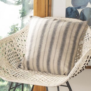 Whigham Linen Throw Pillow