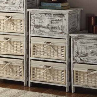 Buy luxury Cottage Home1 Drawer Nightstand By Anthony California