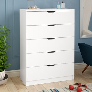 Anderson Grandiose 5 Drawer Chest by Trule Teen