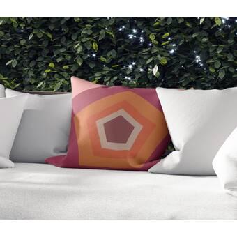 East Urban Home Passion Lumbar Pillow Reviews Wayfair