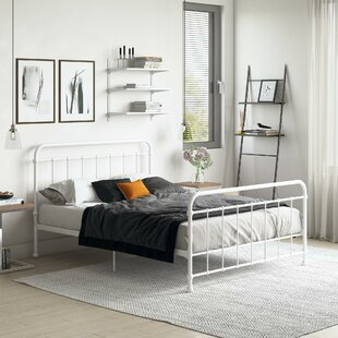 Mitcheldean Platform Bed by Three Posts