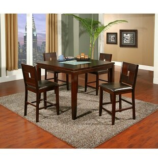 World Menagerie Ginnia Fascinating Extension Dining Table