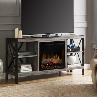 Towery TV Stand for TVs up to 50 with Fireplace by Williston Forge