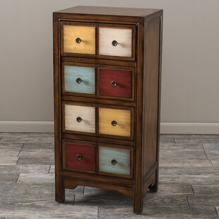 Home Loft Concepts Everest 4 Drawer Accent Chest