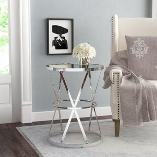Chloé End Table by Willa Arlo Interiors