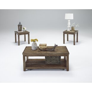 Nashua 3 Piece Coffee Table Set