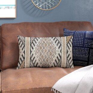 Burcham Indoor/Outdoor Lumbar Pillow