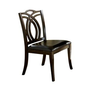 Jennilee Solid Wood Dining Chair (Set of ..