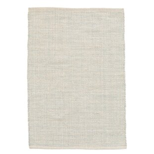 Top Reviews Marled Blue/White Area Rug By Dash and Albert Rugs