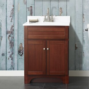 North York 22 Single Euro Bathroom Vanity Set by Andover Mills