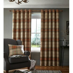 Tiebacks Pair Brand New Bright Oxford Check Lined Curtains Curtains & Blinds Curtains & Pelmets