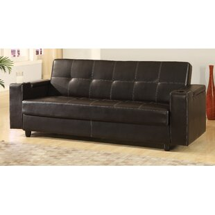 Shop Bean Convertible Sofa by Latitude Run