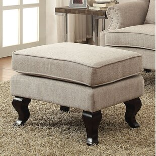 Darby Home Co Evins Ottoman