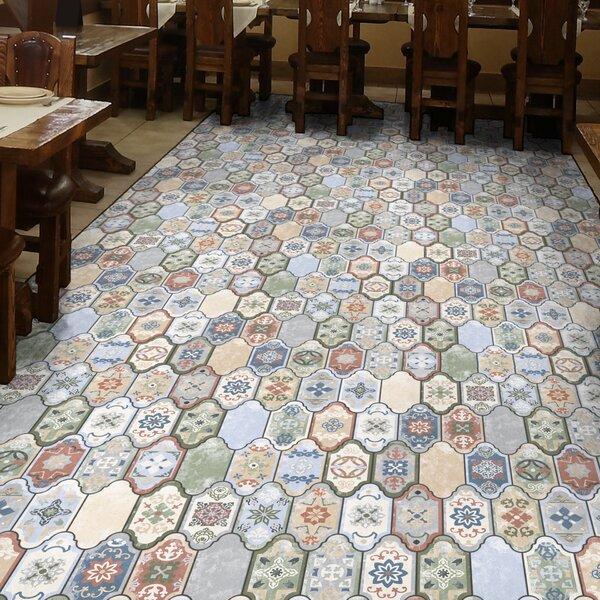Beveled Arabesque Tile Wayfair