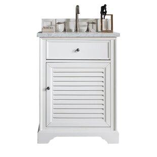 Hulett 26 Single Bathroom Vanity Base by Greyleigh