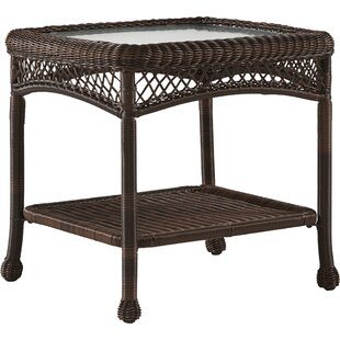 Sprenger Montego Bay Side Table by Bay Isle Home Top Reviews