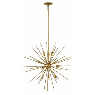 Hinkley Lighting Tryst 12-Light Sputnik Chandelier