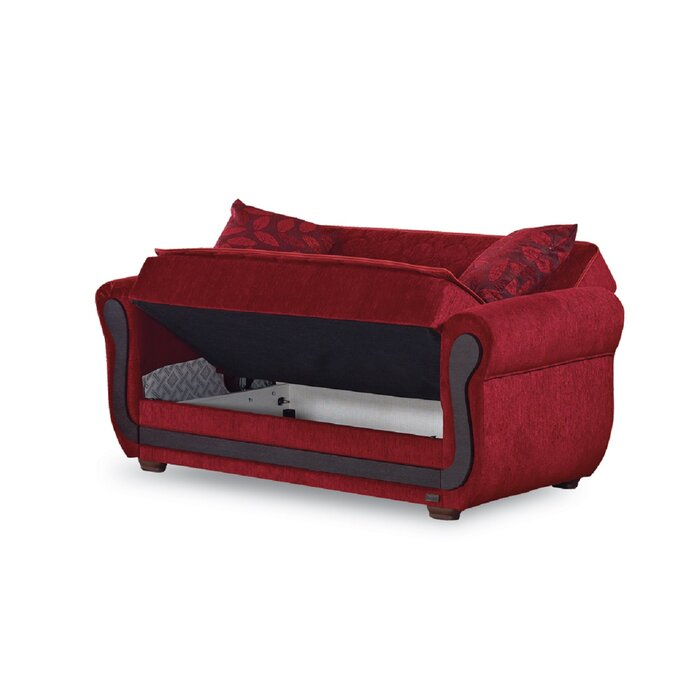 Grasston Convertible Loveseat