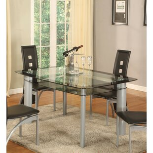 Metro Dining Table Global Trading Unlimited