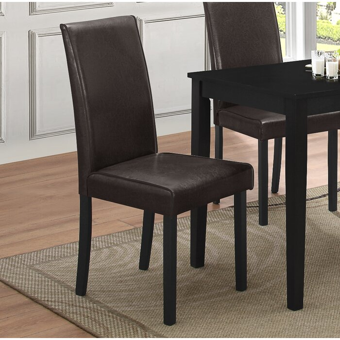 Cool Brueck Upholstered Dining Chair Machost Co Dining Chair Design Ideas Machostcouk
