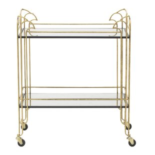 Tishie Serving Cart By Canora Grey
