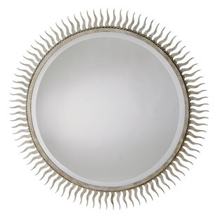Global Views Eclipse Large Accent Mirror