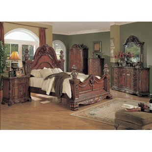 Alcrossagh Panel Customizable Bedroom Set