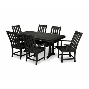 POLYWOOD® Vineyard 7 Piece Dining Set