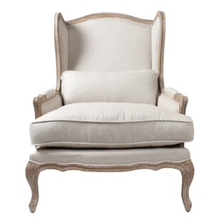 Bardot Wingback Chair by Blink Home