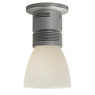 Bruck Lighting Z15 1-Light Flush Mount