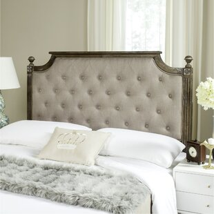 Parada Upholstered Panel Headboard by Lark Manor Best Design