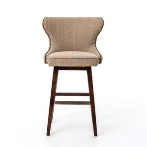 Julie Swivel Bar Stool by Design Tree Home