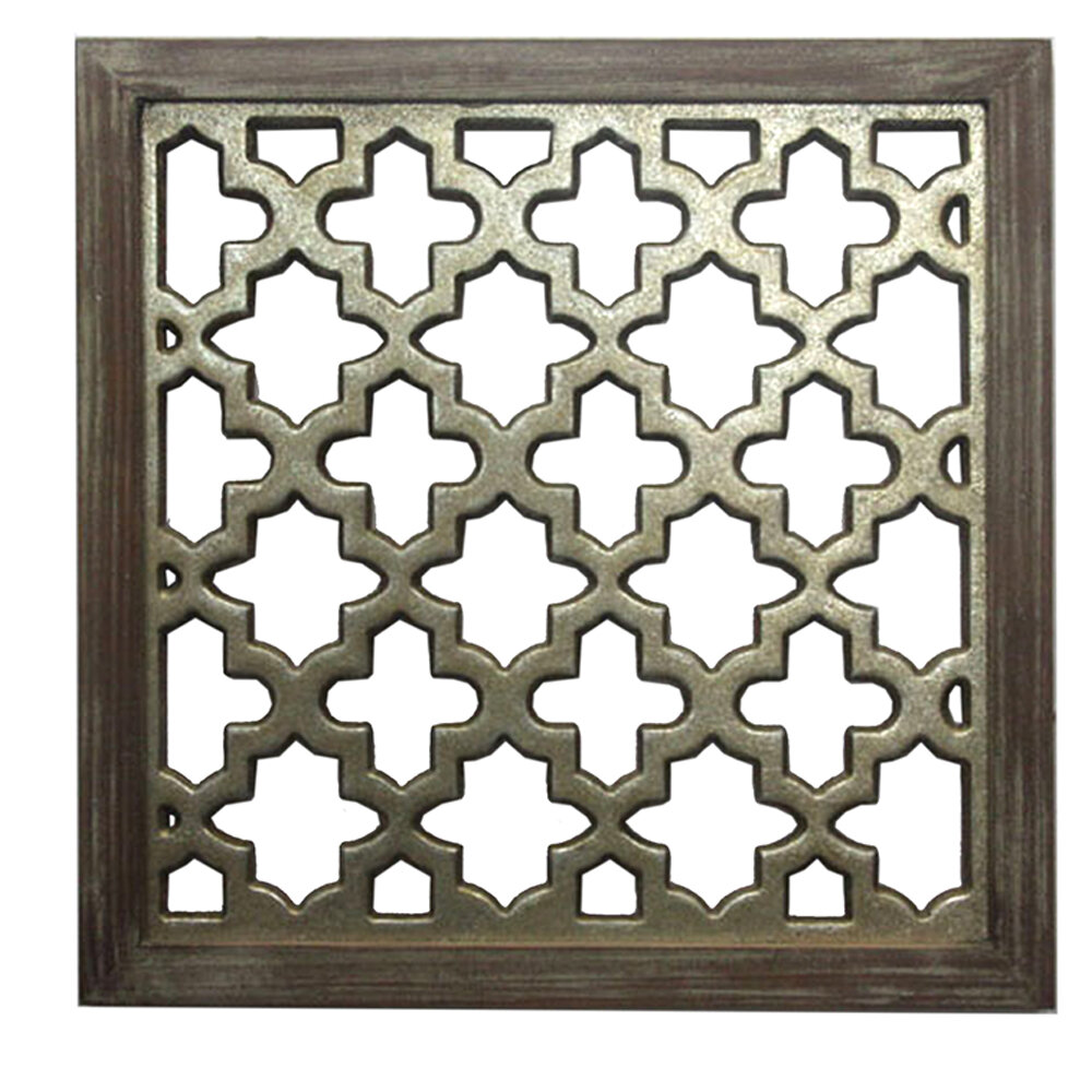Charlton Home Cutout Due Wall Decor Wayfair