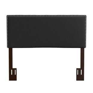Lear Upholstered Panel Headboard by Gracie Oaks