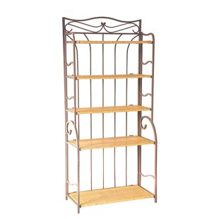 Three Posts Meetinghouse Étagère Iron Baker's Rack