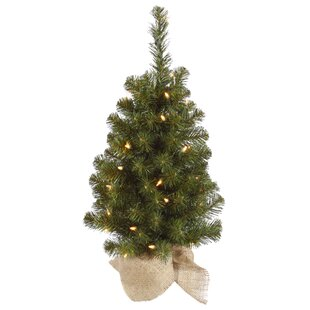 Felton Green Pine Artificial Christmas Tree