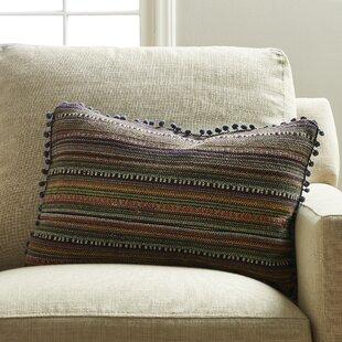 Zamora Cotton Throw Pillow