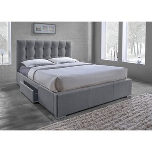 Hopp Upholstered Platform Bed with Storage