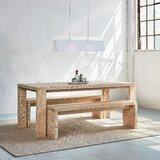 Remarkable Cream Dining Bench Wayfair Unemploymentrelief Wooden Chair Designs For Living Room Unemploymentrelieforg