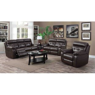 Dore Reclining Configurable Living Room S..