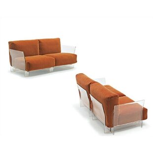 Pop Configurable Living Room Set by Kartell