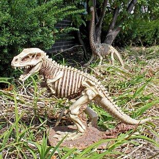 Dinosaur Lawn Statue | Wayfair