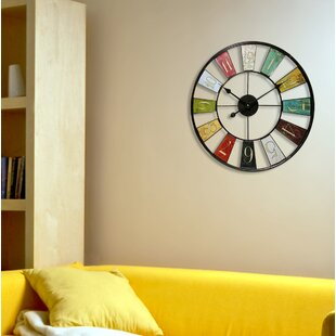Delicieux Oversized Wall Clocks Youu0027ll Love In 2019 | Wayfair