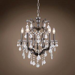 House of Hampton Chantrell 5-Light Chande..